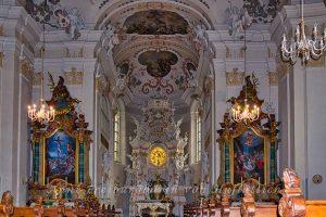 Hochaltar der Wallfahrtskirche Ave Maria