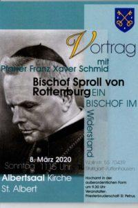 Ein Bischof im Widerstand