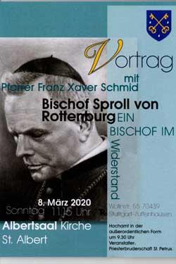 Bischof Sproll