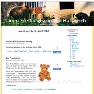 Blog 2008