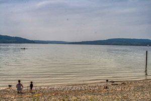 Am Ufer des Latrinischen Meeres