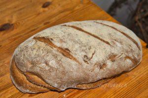 Dieses Brot hat gut geschmeckt. Made by Annisekretärin