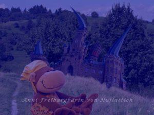 Der Gnom und das alte Schloss