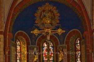 Gnadenstuhl im Maria Witterschnee
