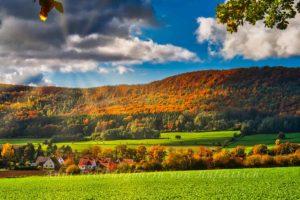 Herbstidyll