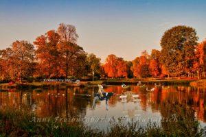 Start des Ritts: 23. September, Herbstanfang