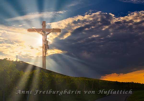 crucifixus est