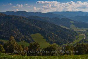 Ein Stück Heimat: Maria Lindenberg im Südschwarzwald