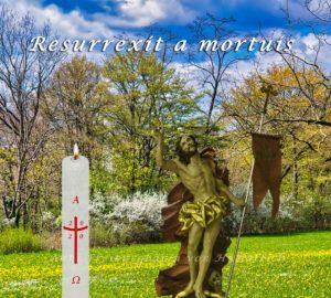 Resurrexit a mortuis