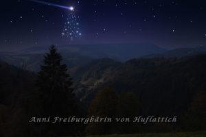 Erscheinungen über dem Schwarzwald