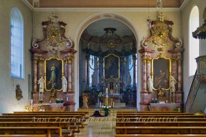 Wallfahrtskirche St. Barbara