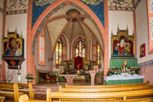 Dem Heiligen Blasius gewidmet