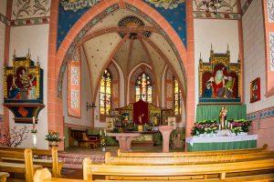 Sankt Blasius in Buchenbach