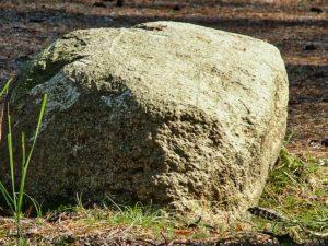 Stein des Anstoßes