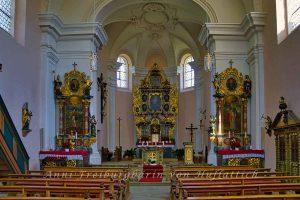 Wallfahrtskirche Schmerzhafte Gottesmutter, Birenbach
