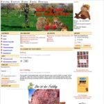 Mein Blog 2006, mit joomla! realisiert.