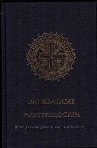 Das Römische Martyrologium